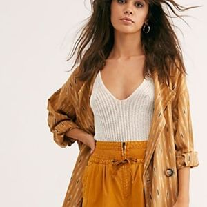 """FREE PEOPLE """"With Open Arms Duster"""" NWT"""